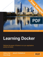 Learning Docker - Sample Chapter