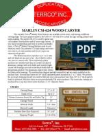 Cm 624 Manual