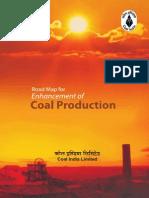 RoadMap for Enhancement of Coal Production 26052015