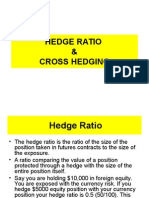 Hedge Ratio