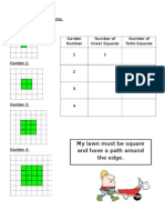 numeracy model lesson- resources