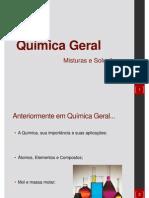 Aula Geral 02 - Misturas e Soluções - Marcelo Rosmaninho