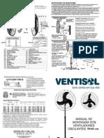 Manual Ventisol 60cm