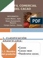 PPT --Perfil Comercial Del Cacao