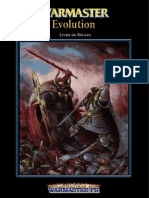 Warmaster Evolution (WME) Règles v4-0-0 Version Française