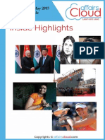 Current Affairs May PDF Capsule 2015 by AffairsCloud