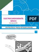 Sesión EKG2015