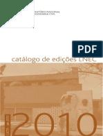 Lnec Catalogo 2010