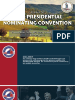 2016 Convention Proposal
