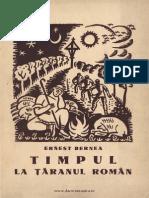 Ernest Bernea - Timpul La Ţăranul Român