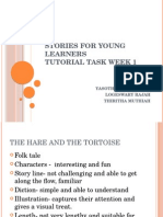 stories for young lkearners
