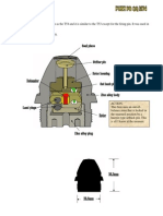 United States Fuze PD M74