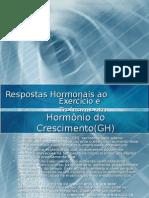Treinamento Físico - Resposta Hormonal Ao Exercício e Treinamento