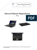 Manual RMA Meganetbook  11+