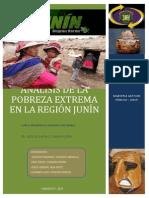 Pobreza Extrema Junin - Peru