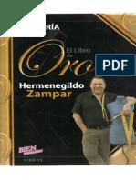 LIBRO de ORO de Hermenegildo Zampar