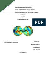 Topografia- Geodesia
