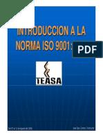 Introduccion a La Norma ISO 9001
