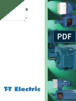 Dc Motors Catalog Abb (Dmp)