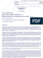12. Makati Leasing & Finance Corp. v. Wearever Textiles; G.R. No. L-58469;
