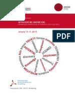 Booklet Clusterkonferenz 2015 Interaktiv