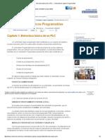 Estructura Básica de Un PLC - Controladores Lógicos Programables