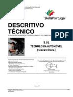 DT 501 Tecnologia Automóvel (Mecatrónica) 2012