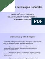 PREVENCION RIESGOS BIOLOGICOS