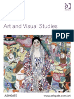 Art and Visual Studies 2015
