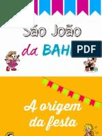 Festa Junina Baiana