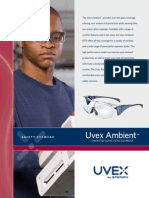 Uvex Ambient OTG English US