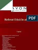 Referat Etică În Afaceri