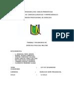 TRABAJO LEY DEL SISTEMA NACIONAL DE SEGURIDAD CIUDADAN imprimir.doc