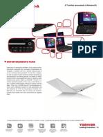 Toshiba Especificações