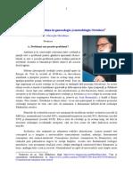 Credința și știința în gnoseologia și metodologia Ortodoxă