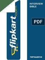 Flipkart Interview Guide