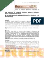 A Abordagem Imunitária de Roberto Esposito Biopolítica e Medicalização