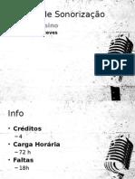 tcnicasdesonorizao-110208163113-phpapp02.pptx