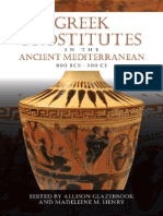 (Wisconsin Studies in Classics) Allison Glazebrook, Madeleine M. Henry-Greek Prostitutes in the Ancient Mediterranean, 800 BCE-200 CE-University of Wisconsin Press (2011)