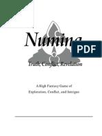 Numina Rulebook