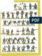 Wargame Foundry Catalogue