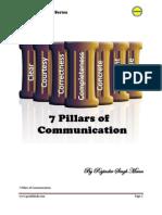 Communication Pillars