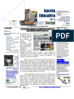 N° 7 Gaceta Educativa