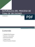NATURALEZA DEL PROCESO DE TOMA DE DECISIONES.pptx