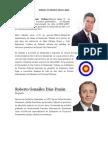 Candidatos a Presidentes de Guaetmala