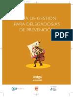 RPL Guia de Gestion Para Delegados de Prevencion 2007