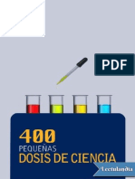400 Pequenas Dosis de Ciencia - Rene Drucker Colin