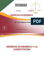 2. Derecho Economico, Constitucion