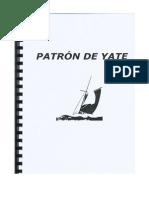 Apuntes Patron de Yate Fotocopia
