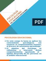Psicología Ed. Rol Ps. Ed.cl 3.12